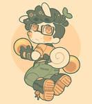mr snailman