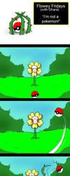 I'm no Pokemon by joselyn565