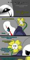 Undertale New world (page 90) by joselyn565
