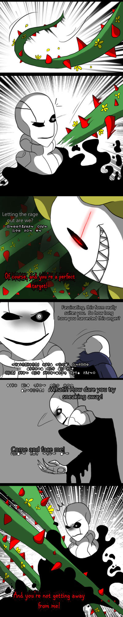 Undertale New world (page 91) by joselyn565