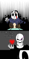 Undertale New world (page 99) by joselyn565