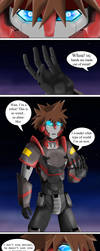 Sora's Spark Road. by joselyn565