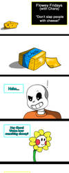 Cheese Challenge by joselyn565
