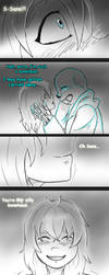 Undertale New world (page 110) by joselyn565