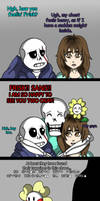 Undertale New world (page 112)