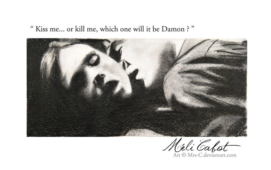 VD - 2x01 - Kiss me or Kill me