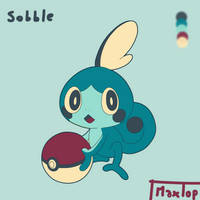 Sobble by Maxlop98
