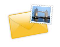 Mailbox by falafelkiosken