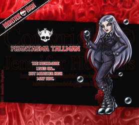 MH - Phantasma Tallman