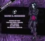 MH - Raven D. Shadmock