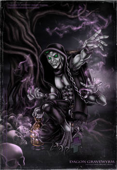 Dagon Gravewyrm - Never Dreaming Man