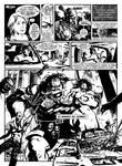 Zombie Eater Comic