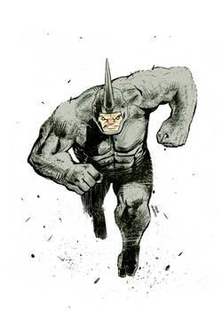 spiderman rhino