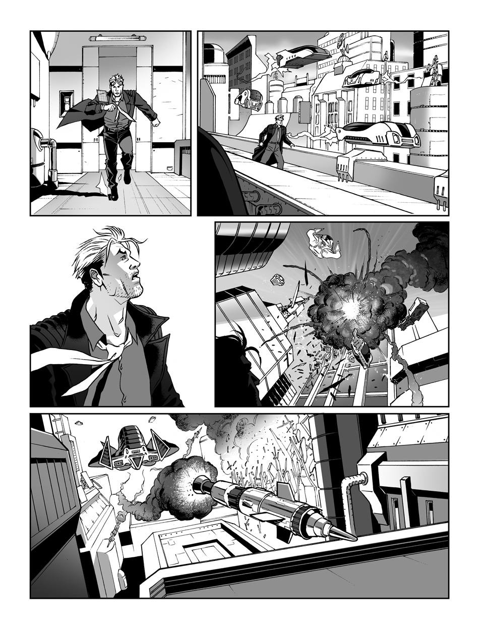 Nathan Never test page 2