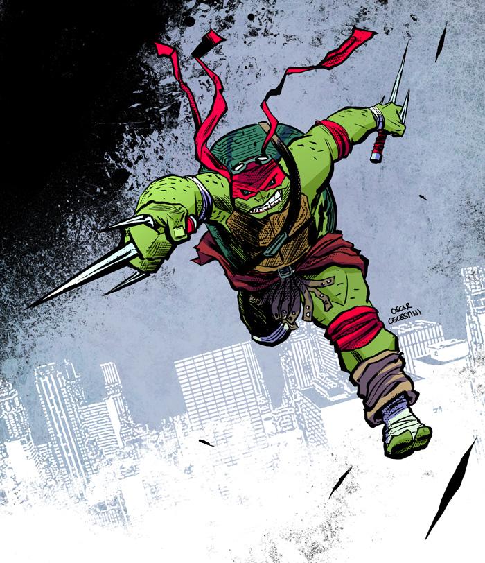 Raphael Ninja Turtles movie