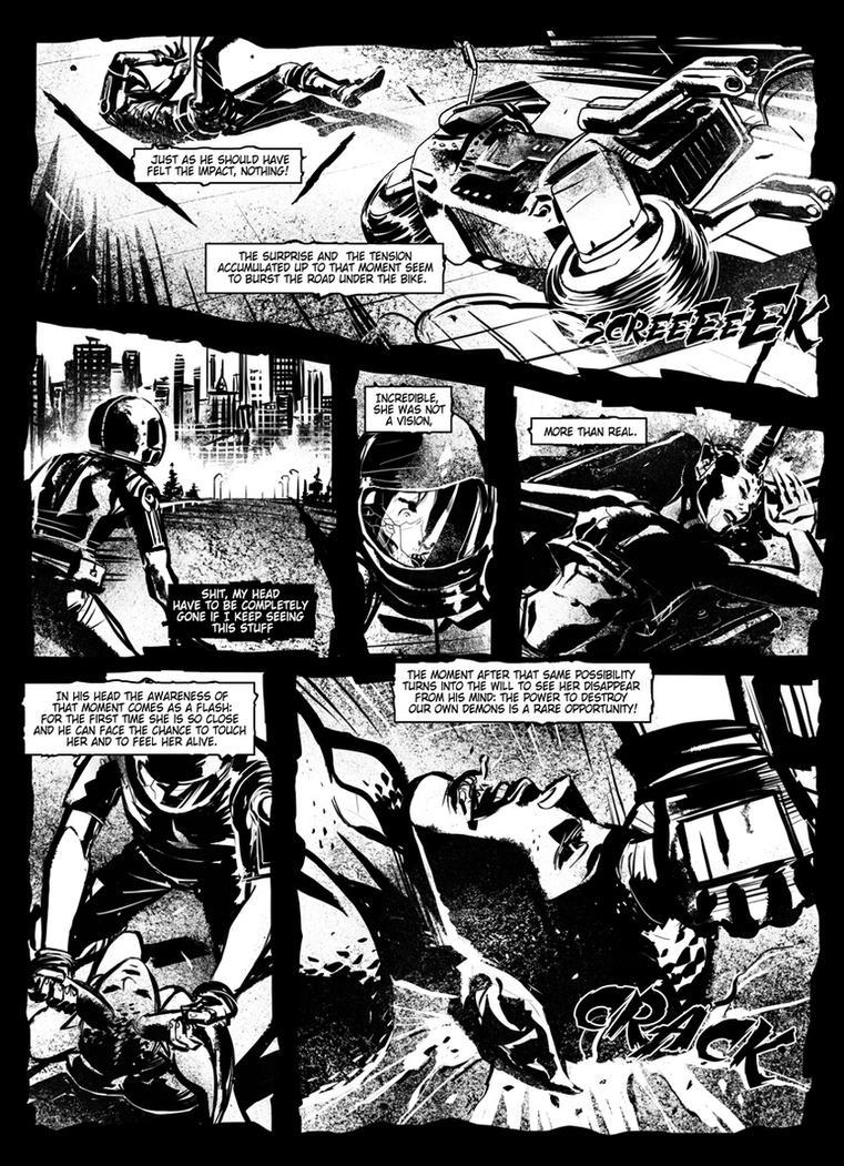 Improntaumana page 02 by OscarCelestini