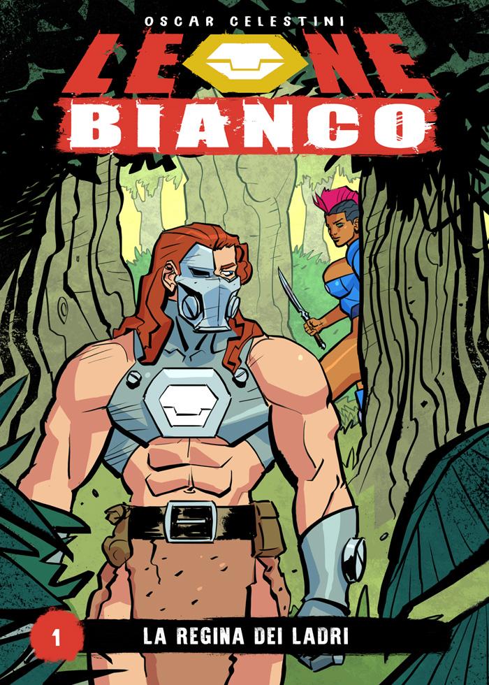 LEONE BIANCO #1 by OscarCelestini
