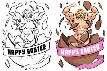 Happy Easter! by OscarCelestini