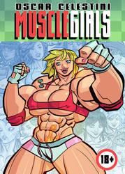 Musclegirls digital artbook released!!