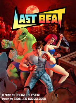 Last Beat alternate cover