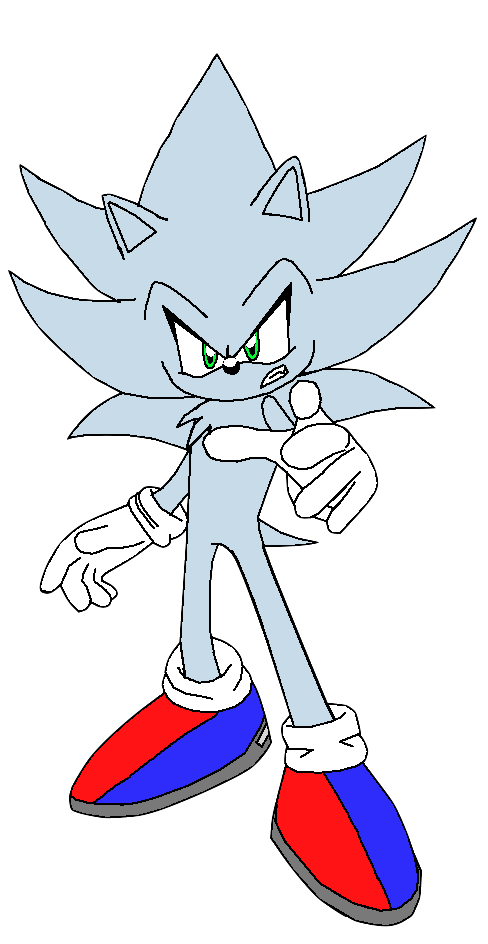 my fanmade sonic 06 nazo the hedgehog by notredametp on ...