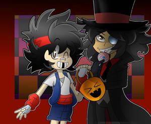 Halloween Draw!
