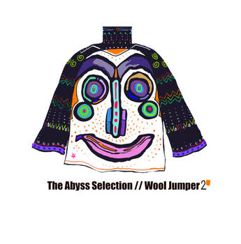 The Abyss Selection - Wool Jumper 2 - Orange