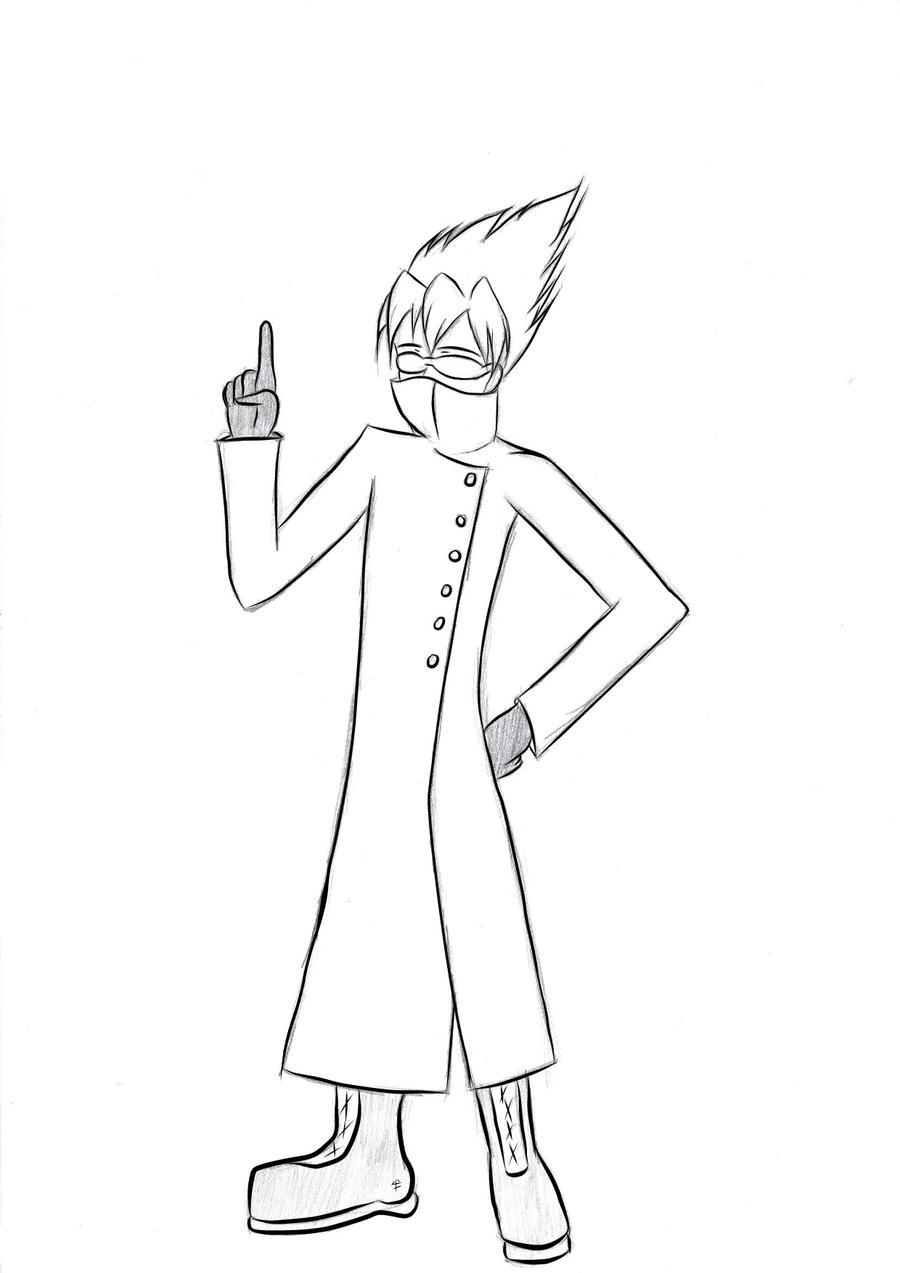 Professor Enigma by Xi-iomania