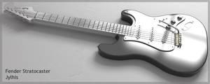 Stratocaster metallic paint