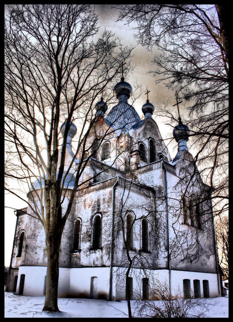 The Church II by MadeOfSun