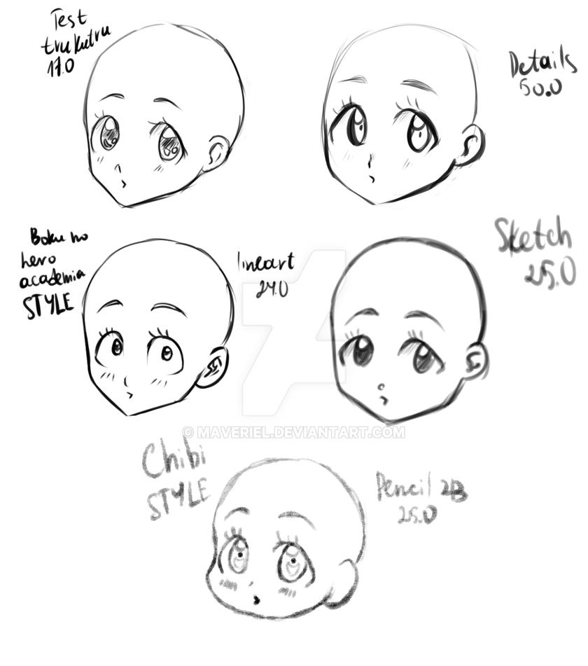 Heads by Maveriel