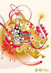 Coca Cola_Autumn by waver-h