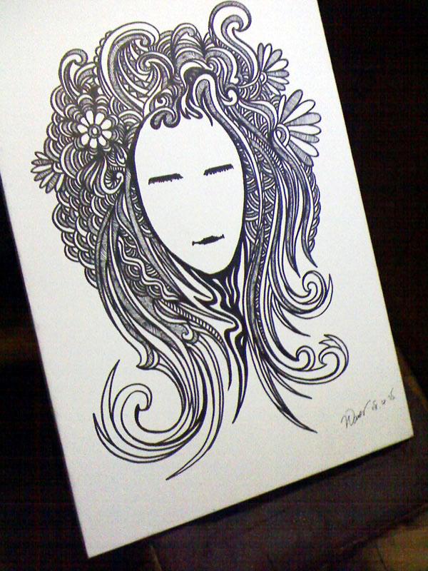 Rebecca by waver-h