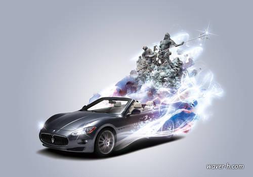 Maserati-Poseidon