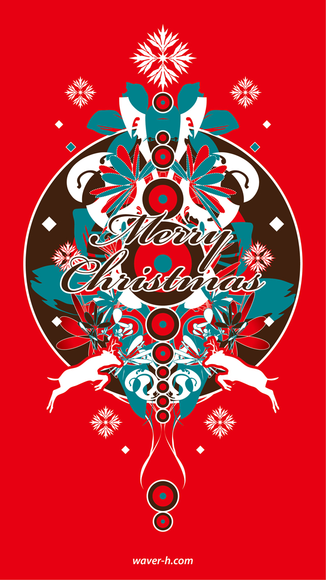 Merry christmas by waver h by waver-h