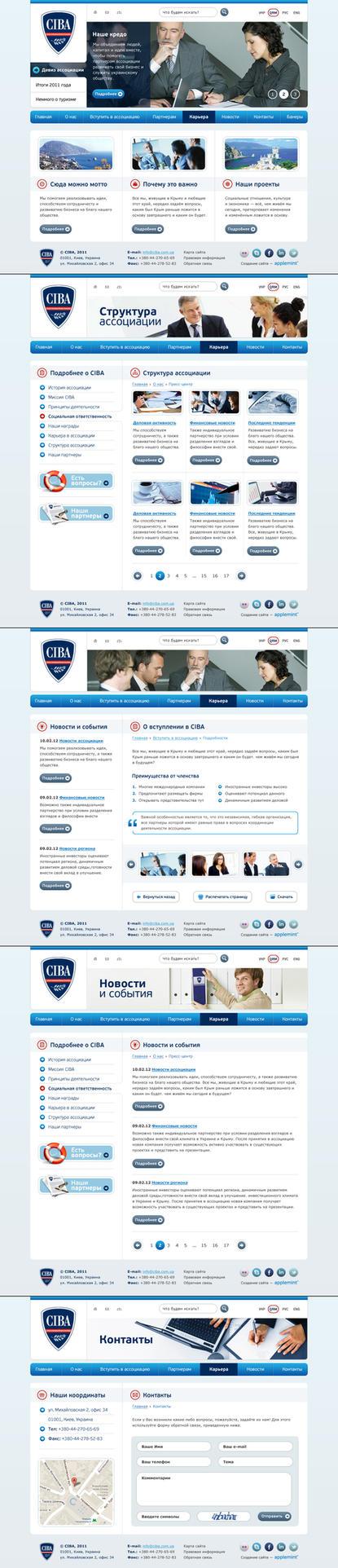Crimean International Business Association by cyber-baller