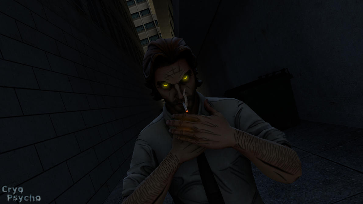 The Wolf Among Us Wallpaper Bigby By Cryo Psycho