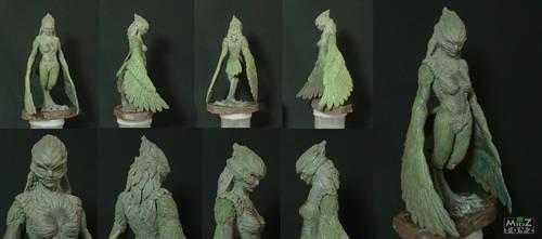 Mcc Monster girl Harpy WIP