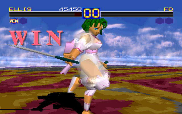 Battle Arena Toshinden by fou-lo