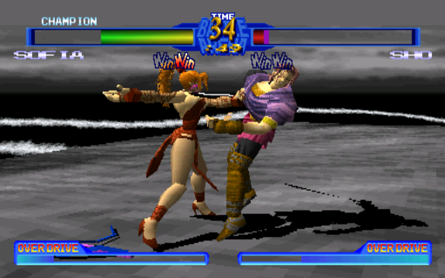 Battle Arena Toshinden 2 By Fou Lo On Deviantart