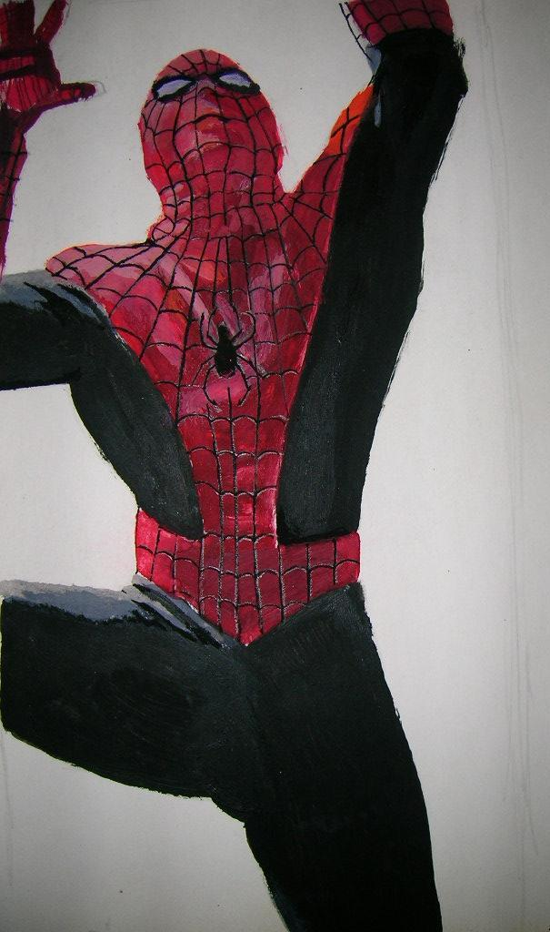 Alex Rossu0026#39; Spiderman By Jsnmcdrmd On DeviantArt