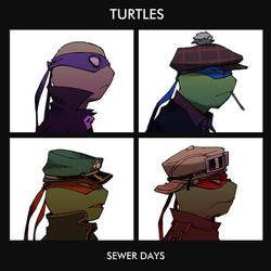 TURTLES by s-bis
