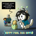 Happy Fool Egg Day!!!
