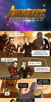 Avengers: Finite War | Alternate ending