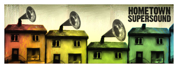 Grim little houses by melemel