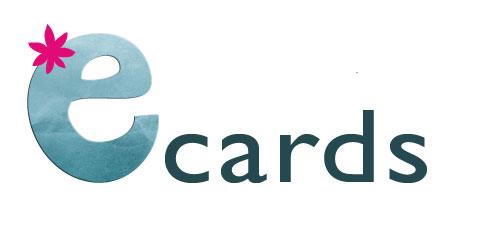 e-cards logo 1 by melemel