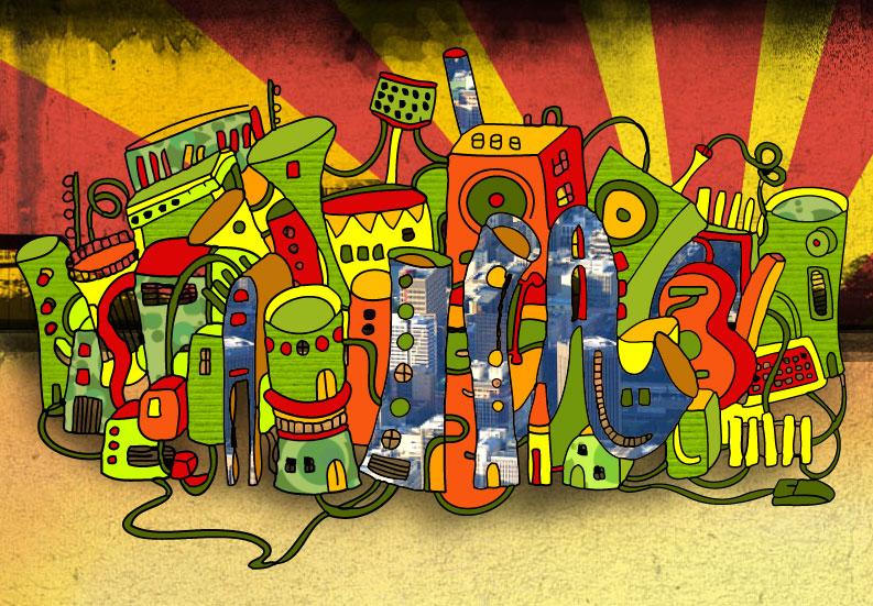 Hometown by melemel