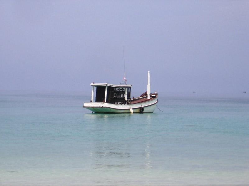 Thai House boat by melemel
