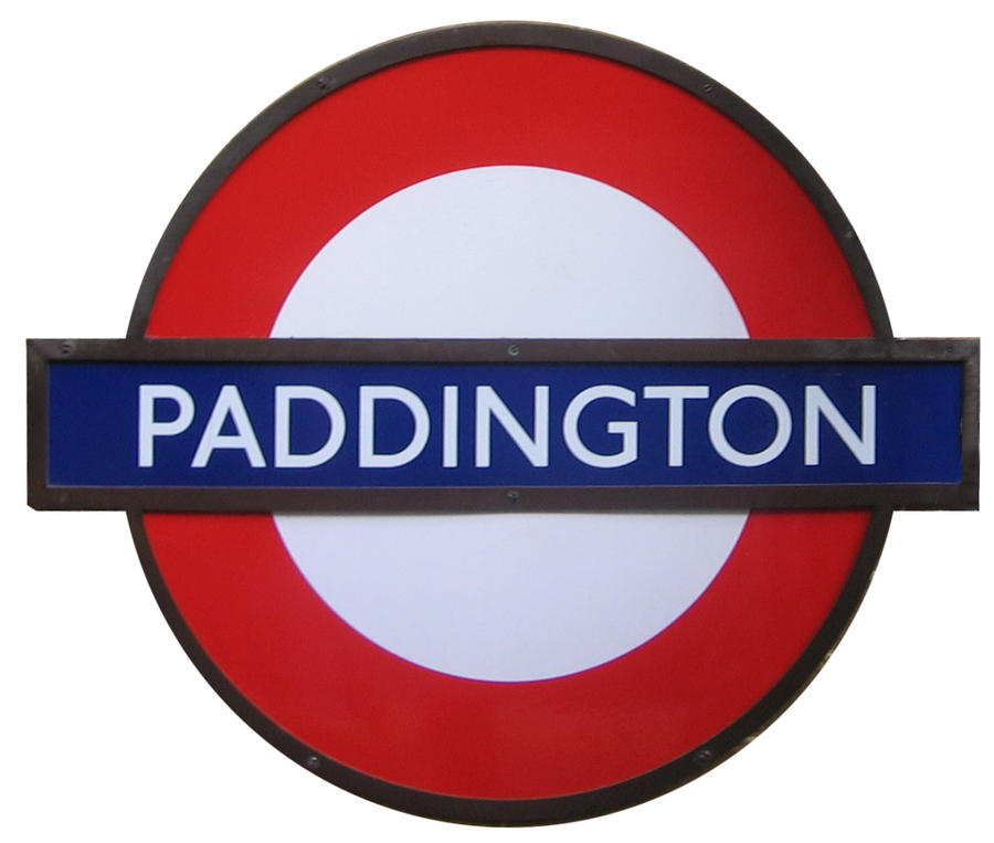 London Underground Sign by melemel