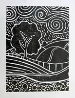 First Print by melemel